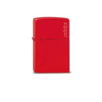 Zippo Red Matte / Logo 60001204