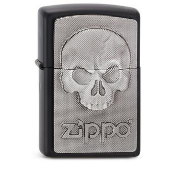 Zippo Reg Phantom Zippo Skull 2003546
