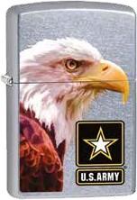 Zippo Eagle US Army 60002689