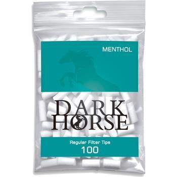 Dark Horse Menthol Regular Filter neu