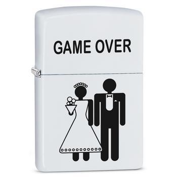 Zippo Game Over 60002731