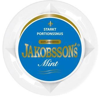 Jakobsson's Mint Strong Snus