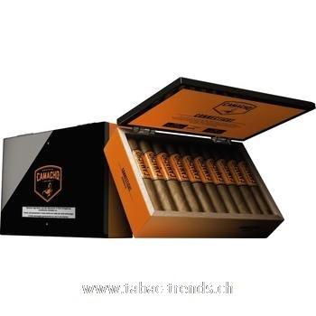 Camacho Connecticut Robusto - 20 Zigarren