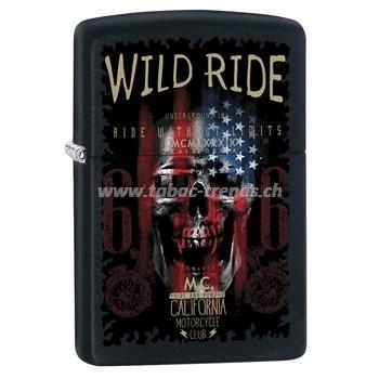 Zippo Wild Ride