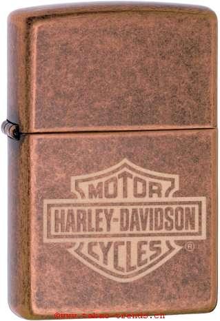 Zippo 60004742 Fb Harley Davidson