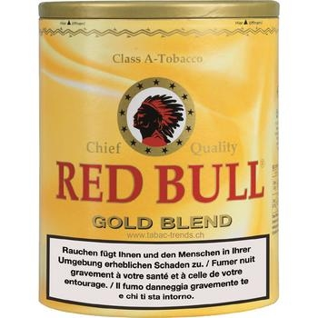 Red Bull Gold Blend Tabak, Dose