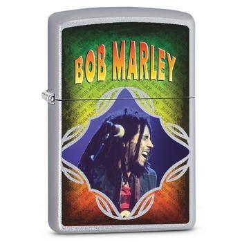 Zippo Bob Marley 60002675