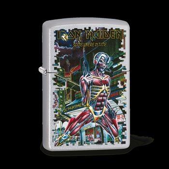 Zippo Iron Maiden 60003128
