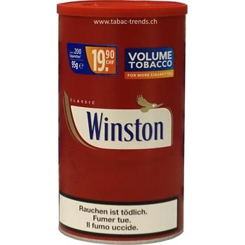 Winston Volume Red Tobacco