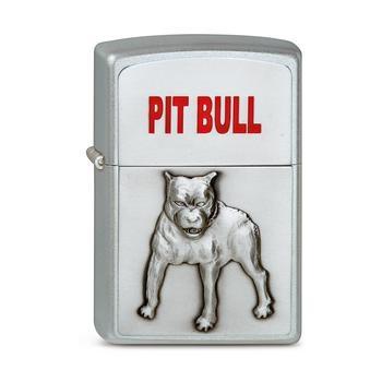 Zippo Reg Pit Bull 1320048