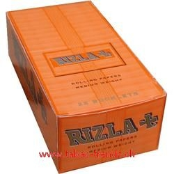 Rizla DW orange - Box
