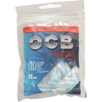OCB Slim Zigarettenfilter