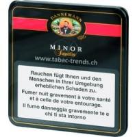 Dannemann Minor Sumatra (schwarz) 5 x 20 Cigarillos