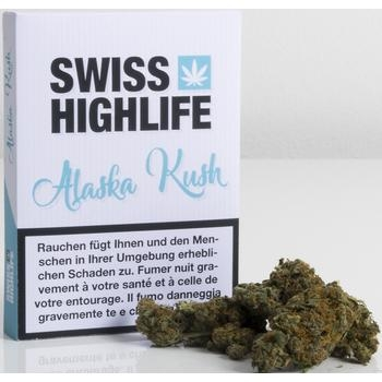 Swiss Highlife Alaska Kush 4.4g