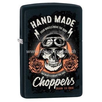 Zippo Hand Made Choppers