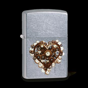 Zippo Steampunk Heart 60003469