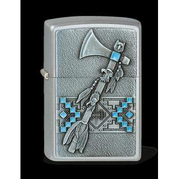 Zippo Tomahawk Emblem 60001350