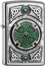 Zippo Pl Celtic Green Gross 2005167