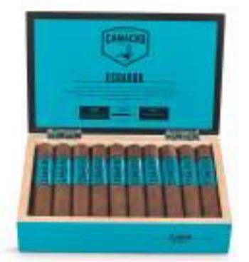 Camacho Ecuador 60/60 - Box