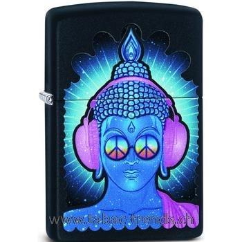 Zippo 60004119 Pl Buddha Peace Headphone