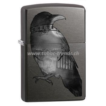 Zippo Black Crow