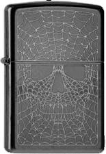 Zippo Web Skull 60000062