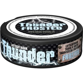 Thunder Frosted Lutschtabak Bags