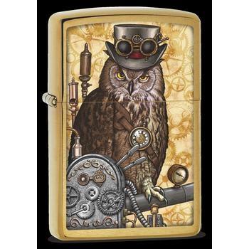 Zippo Steampunk Owl 60003058