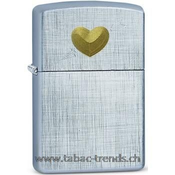 Zippo 60004133 Heart And Arrow Design