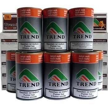 Trend Silver & Trend Short Filterhülsen