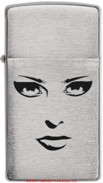 Zippo 60004795 Woman Face