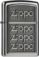 Zippo 4 Zippo Logos 3D 2004503