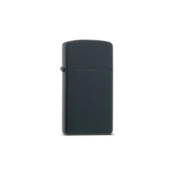 Zippo Black Matte Slim 60001176