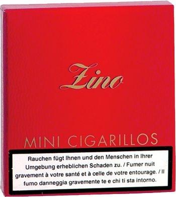 Zino Mini Cigarillos Red 5 x 20