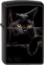 Zippo Cat Noir 60001352
