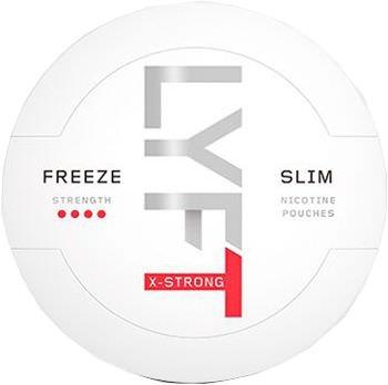 Lyft Freeze X-Strong Slim Snus