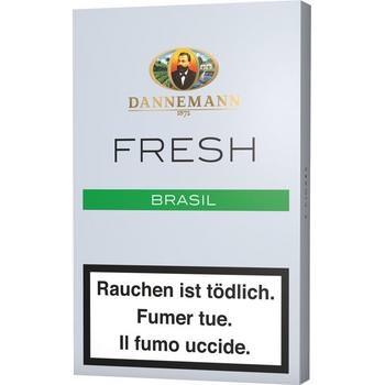 Dannemann Fresh Brasil - 2 x 5 Zigarren