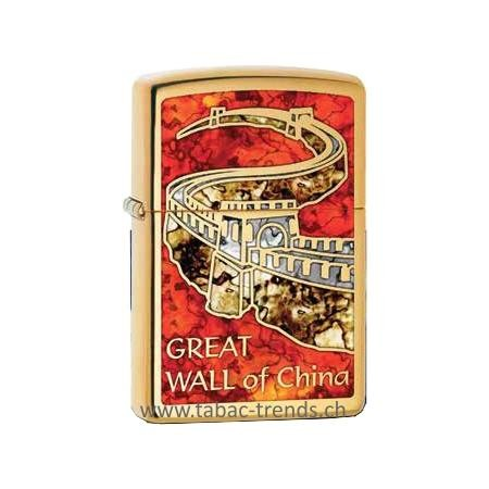 Zippo Special Wall of China - 106673
