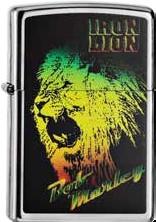 Zippo Bob Marley 60000436