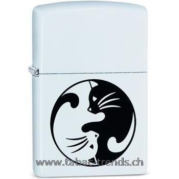 Zippo 60004123 Yin Yang Cats Design