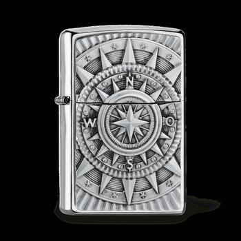 Zippo Compass Emblem 2005350