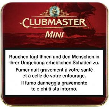 Clubmaster Mini Red Zigarillos