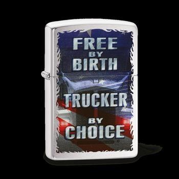 Zippo Free By Birth 60003470