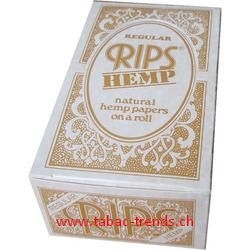 Rips Regular Hemp - 24er Grosspackung