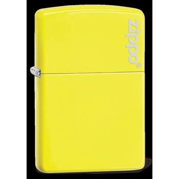 Zippo Neon Yellow 60002136
