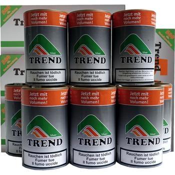 Tabak Trend Silver & Trend Filterhülsen