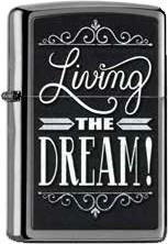 Zippo Living The Dream 60001006