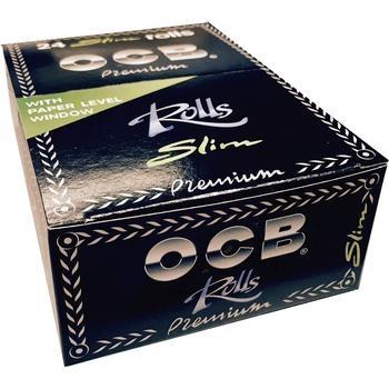 OCB Rolls Slim Premium Box
