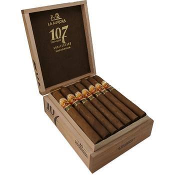 La Aurora 107 Nicaragua Churchill - 20 Zigarren