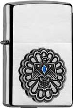 Zippo Turqouise Eagle 60001354
